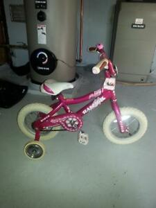 girls 12' bike
