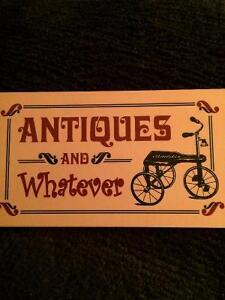 ANTIQUES & WHATEVER - Fort Macleod