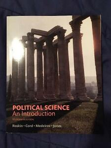 Political Science An Introduction (14th Edition)