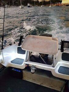 Off shore Caribbean with 100hp Chrysler outboard (2stroke) Lane Cove Lane Cove Area Preview