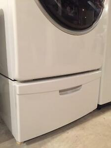 washing machine pedestals