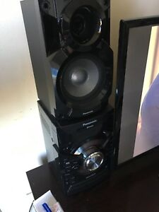 Samsung smart Tv with sound system Apple TV and DVD player Strathfield Strathfield Area Preview