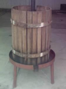 Wine Press   Grape Press Blair Athol Port Adelaide Area Preview