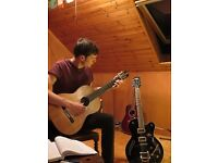 Bristol Guitar Tuition with Mark - Classically trained guitar teacher based in Bedminster, Bristol