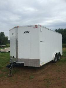 2016 Cargo Mate Trailer *** Financing Available ***