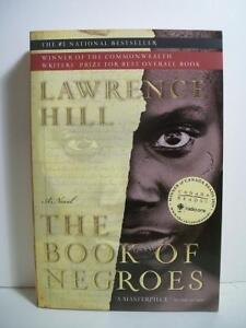 The book of negroes (Lawrence Hill)