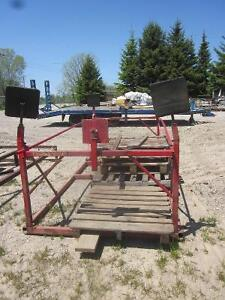 """Sailboat Cradle - 150"""" x 64"""" with Extendable Arms London Ontario image 2"""