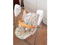 Graco Baby Swing Chair VGC
