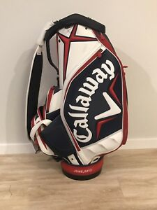 MINT CONDITION 2013 US OPEN CALLAWAY STAFF BAG Brisbane City Brisbane North West Preview