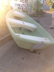 Walker Bay 10 Poly dinghy Manly West Brisbane South East Preview