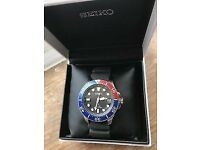 Seiko Solar Pepsi Divers Watch