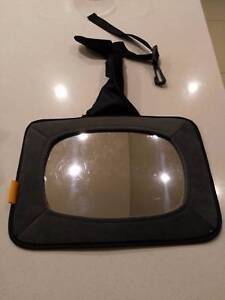 Brica Baby-In-Sight Mirror - Excellent Condition - RRP $25 New Farm Brisbane North East Preview