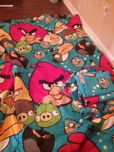 Angry Birds bed set