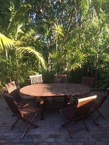 Outdoor furniture Shailer Park Logan Area Preview