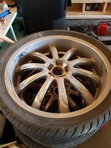 Dodge summer rims/tires DIP slack Yorkton