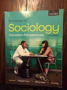 Principles of Sociology Canadian Perspectives Cambridge Kitchener Area image 1