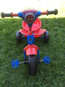 Spider-Man Toddler bicycle Kitchener / Waterloo Kitchener Area image 1