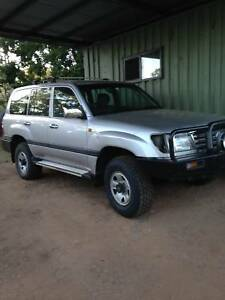 2003 Toyota LandCruiser Wagon Bell Dalby Area Preview