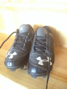 Basball cleats size 3