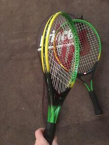 Mr PeeWee Wilson Tennis Raquet Kids Mornington Mornington Peninsula Preview