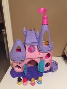 Little People® Disney Princess Songs Palace  1½ - 5 years