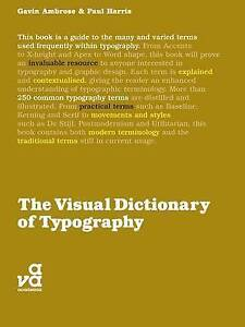 The Visual Dictionary of Typography, Gavin Ambrose