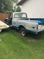 1968 Chevy 1200 or trade for camaro
