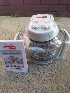 CONVECTION OVEN SITS ON BENCHTOP $95 Easy Cook As New