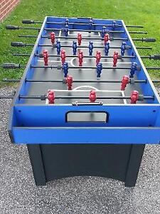 Table baby foot et hockey