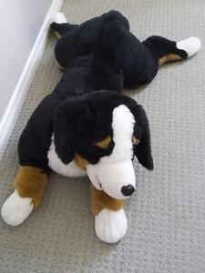 Brand new with tags large plush dog stuffed toy London Ontario image 6