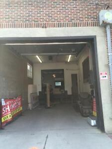 Storage/ warehouse for rent 17 Ave