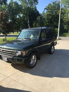 2003 Land Rover Discovery SE SUV, Crossover