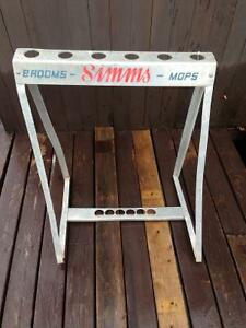 Very old simms bucket and mop stand!! Rare!!