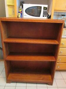 Strong Solid Bookcase
