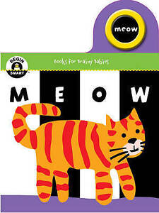 Begin Smart: Meow (Begin Smart(tm)), Sterling Publisher, New Book