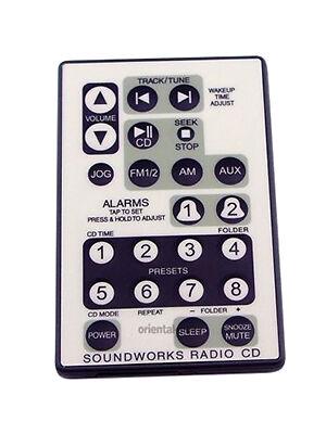 CD Radio Remote Control