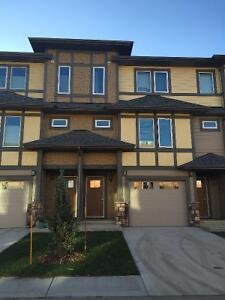 Executive Townhome & Garage - September 1st - South Red Deer