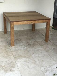 Tasmanian oak Coffee table