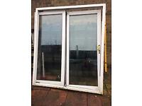 UPVC Patio Door Doubcle Glazed