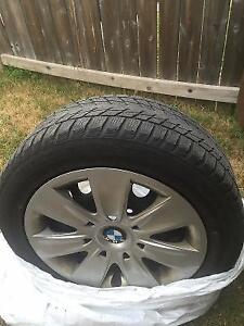 BMW Winter Tires with Rims - Best you can offer