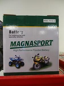 YB14A-A2 POWER SPORTS BATTERY