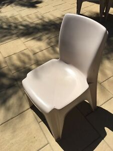 Sebel durable plastic chairs Dianella Stirling Area Preview