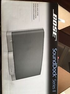 Bose SoundDock series II Hampton Bayside Area Preview