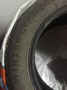 215 55 R16 winter claw tires