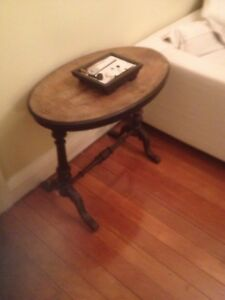 Antique Victorian side table Turrella Rockdale Area Preview