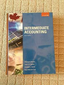 Intermediate Accounting sixth edition