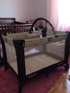 Parc Graco pour bebe