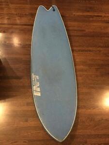 Surfboard $300 OBO Riversurf board