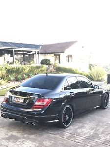 C63 AMG Mercedes