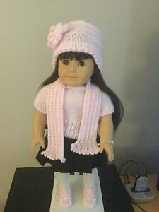 "Doll Clothes for American Girl or any 18"" Doll"